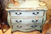 Etienne Vintage French Style Chest of Drawers ~ Shabby Chic Furniture