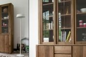 Lodge Teak cupboard