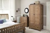 Norden Reclaimed Bedroom