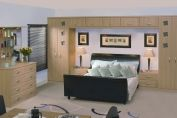 Natural Oak Bedroom