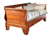 Boston Day Bed - Solid Mahogany
