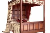 Barrinton four poster bed