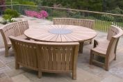 Broadwalk - Round Dining Tables