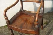 East Anglian kitchen armchair