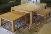 Coffee tables in Oak