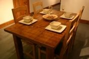 Solid wood Carnforth dining table