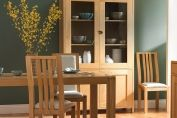 Bosco Dining Table and 4 Chairs