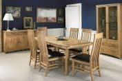 Pippy Oak Extending Table and Chairs