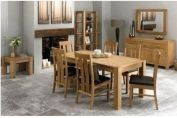 Copenhagen ext wooden table dining set