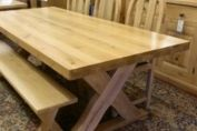 7'10 / 2.4m Refectory Table - Made in UK