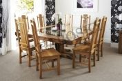 Glassic Excelsior Dining Table