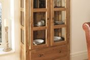 Sherwood Glazed Display Cabinet