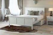Venetian Wooden Bed Frame