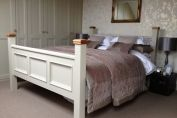 King size bespoke Bed