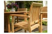 Lindridge Stacking Chair