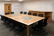 Boardroom Table & Credenza