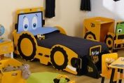 JCB Junior First Bed