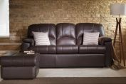 G Plan Upholstery - Chloe Leather Sofa