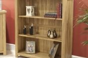 Forest oak small bookcase