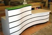 Reception Desks and Counters