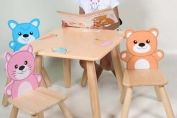 Pets Table and Chairs Set