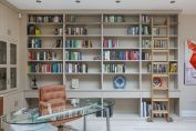Fitted Bookcase Brentwood