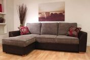 Lincoln Luxury Corner Sofa Bed