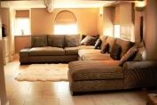 Family room sofas
