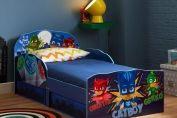 PJ Masks Toddler Bed With Storage