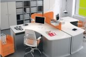 Office workstation desks
