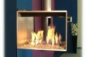Royale Gas Fire Mirror 400