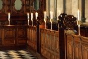 Lambeth Palace pews
