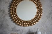 Gallery Clayton Mirror Antique Gold