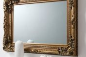 Gallery Carved Louis Gold Wall Mirror