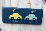 Car Door Sign For Twins