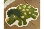 Dino Bedroom Rug, Multi