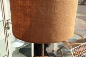 German 1960's table lamp by Staff